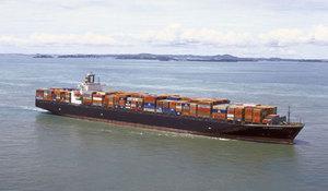 海運各社、業績回復に安堵も<br />コンテナ船はいまだ視界不良