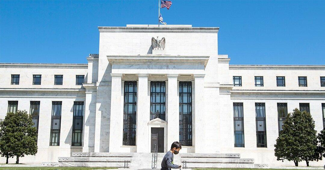 米インフレ急上昇、FRBに早期の政策変更迫るか