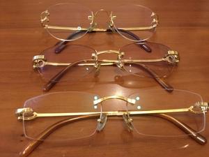 格安セレブ術を駆使して手に入れたカルティエの眼鏡