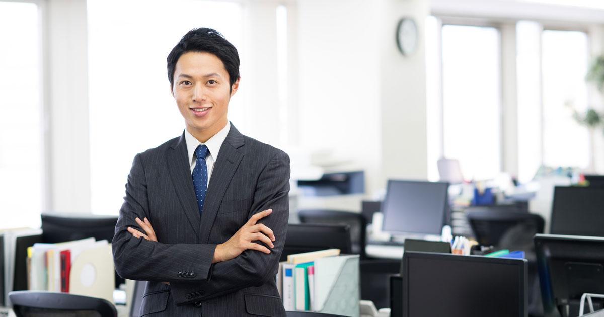 成績優秀な営業マンが「見た目」も若々しく見える理由