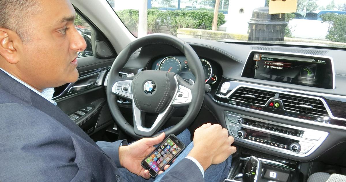 ここまで進歩した!BMW7シリーズの音声認識がすごい理由