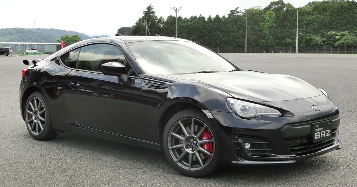スバルBRZ改良型全開試乗!日本市場にいまスポーツカーは必要か?