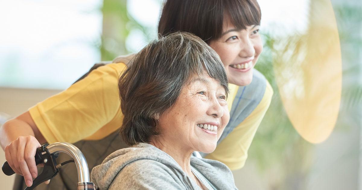 中国より日本のほうが「介護先進国」は本当か