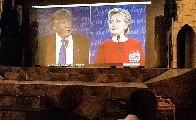 トランプは本当に劣勢か?大統領選討論を見た米国民の本音