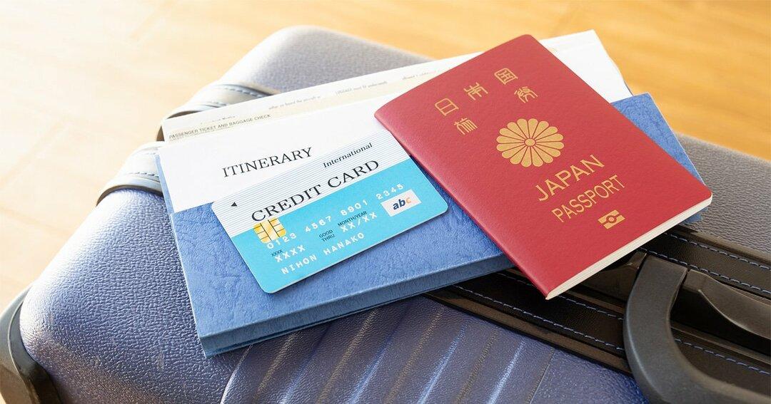 旅行,クレジットカード,クレカ,VISA