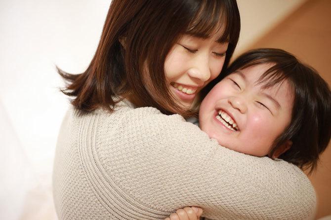 「全面肯定」してもらえた記憶は、子どもを支え続ける。