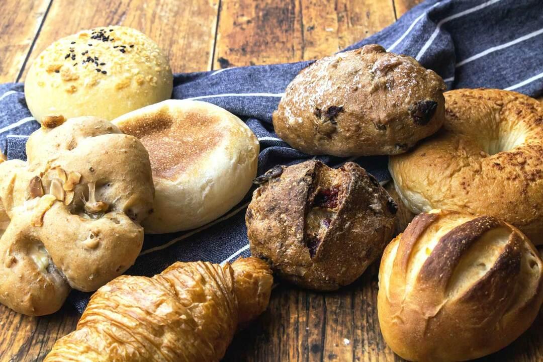 パンスクで届くパン