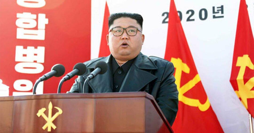 北朝鮮,コロナ,金正恩