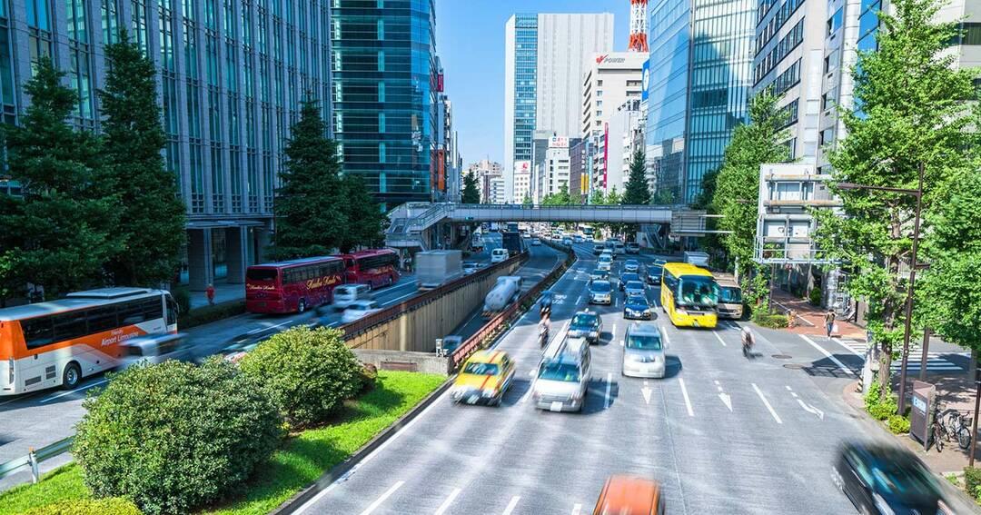 都市風景,Go To,交通