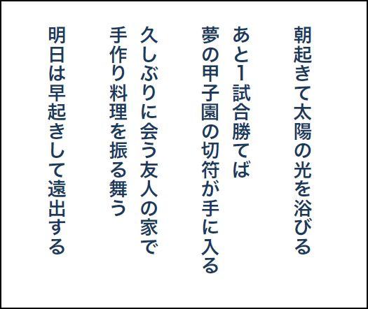 【木曜日は想像力アップ】瞬読トレーニングvol.18