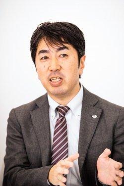 アクアクララ FC企画本部 営業企画部営業企画課 伊藤純一課長