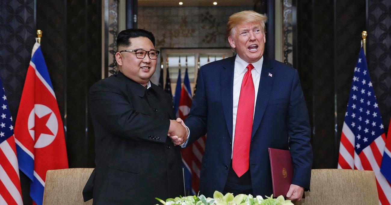 米朝首脳会談でなぜ北朝鮮は無謀な要求をしたのか、元駐韓大使が解説