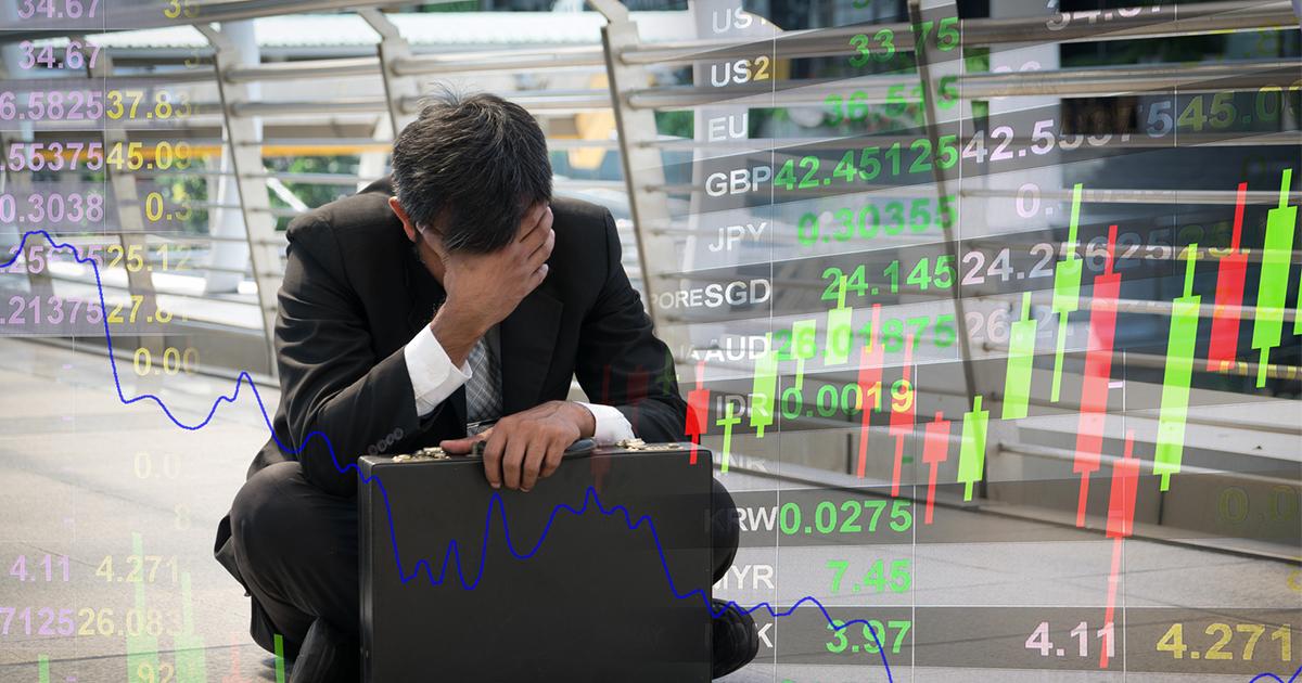 お金のプロが語る! 投資で失敗する人に共通する、残念な5つの行動パターン