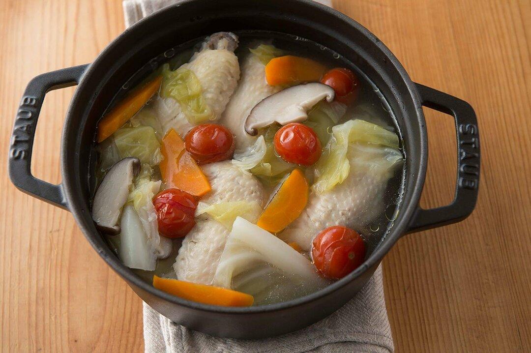 簡単、おいしい、続けやすい!<br />究極の「長寿スープ」の作り方