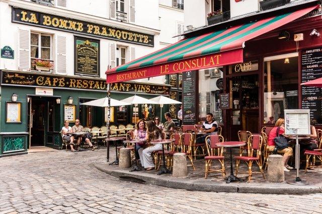フランス,パリ,レストラン
