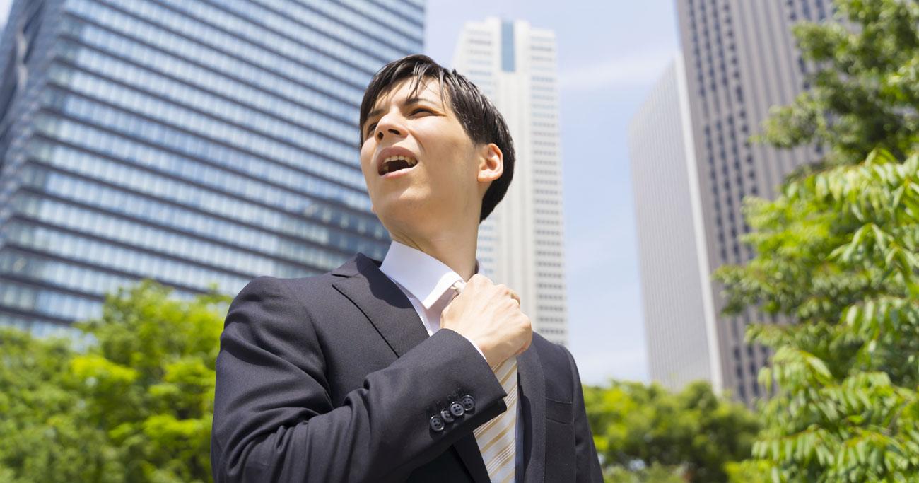 スーツ・ネクタイの着用は苦痛か否か?男たちの「#SuToo」(下)