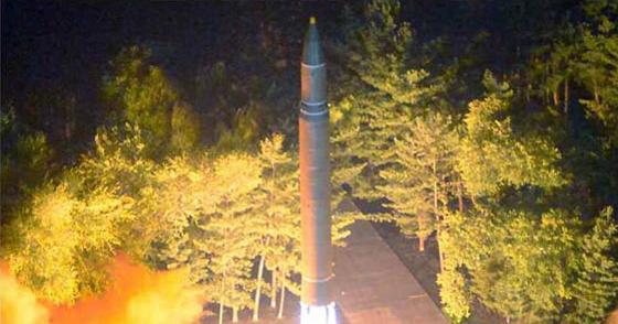 北朝鮮またもミサイル発射で韓国融和政策の失敗は明白だ