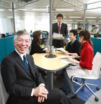 アプリシアテクノロジー代表取締役&CEO 河合秀樹