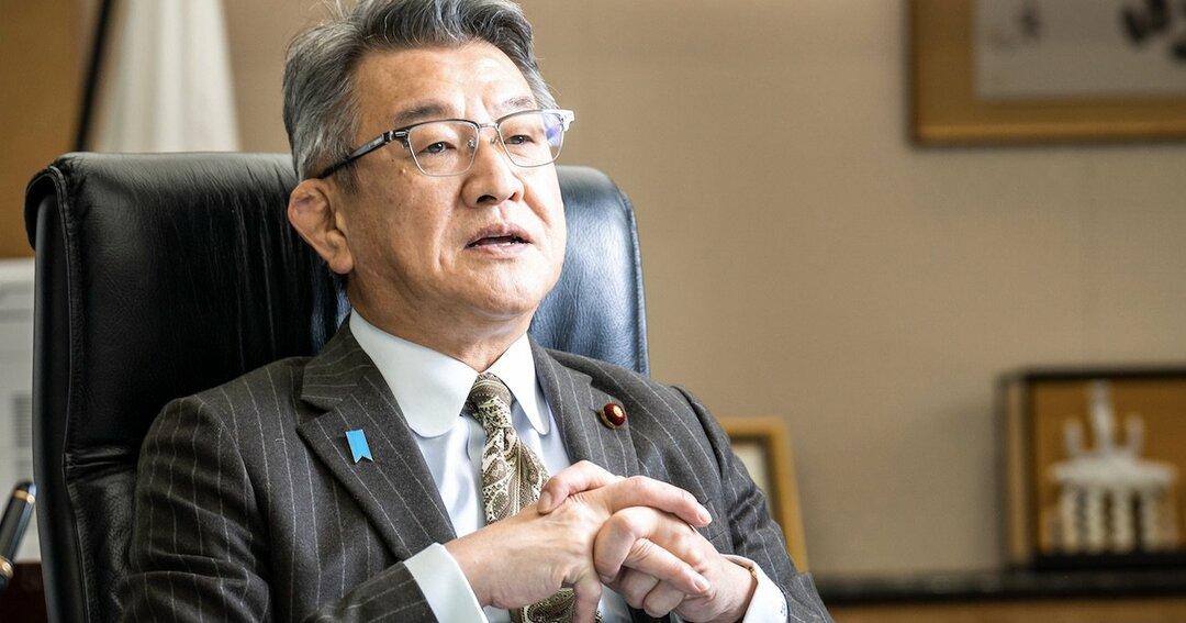 写真:武田総務大臣