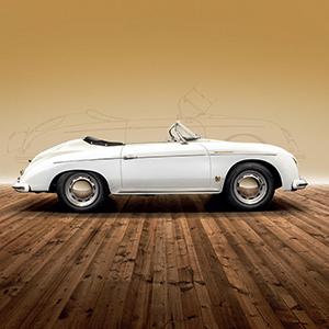 スポーツカーの「過去・現在・未来」