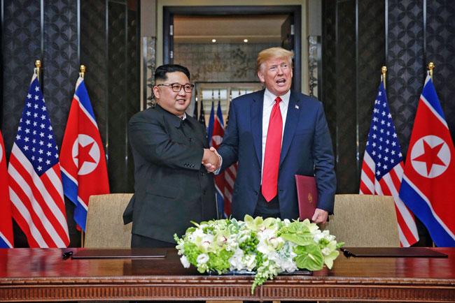 北朝鮮もロシアも中国も中東も、米国との「距離感」が国際関係を決めている