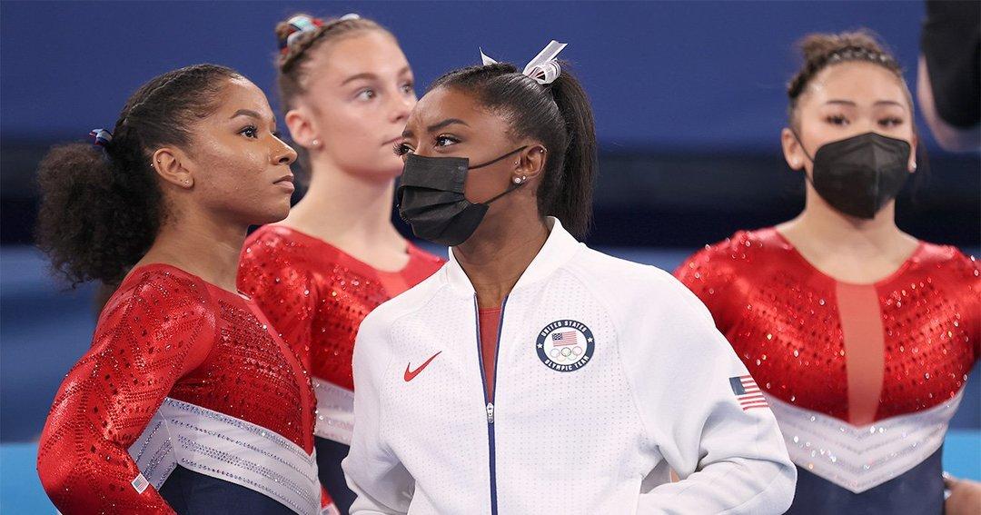 「やめなければ」 米体操女子バイルス棄権の舞台裏