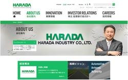 原田工業(6904)の最新の株価