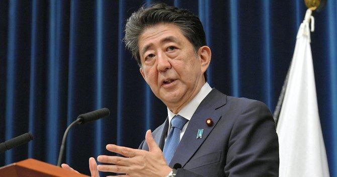 辞任 安部 首相