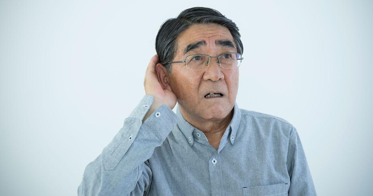 肥満で聴力低下のリスクが上昇? 約5万人の日本人調査でわかった背景