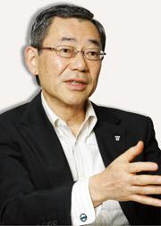 東京電力社長 清水正孝