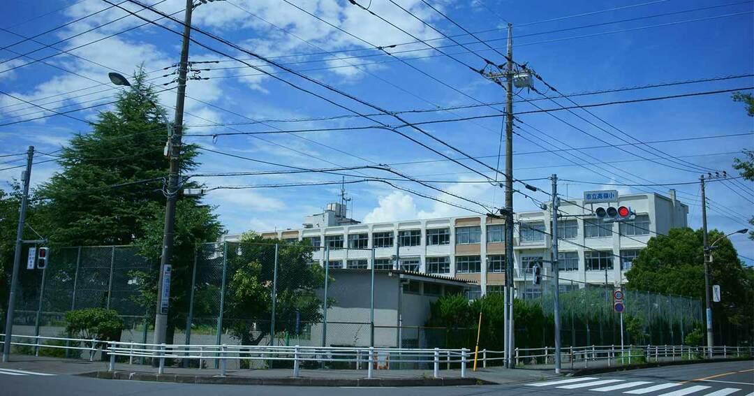 東京都の電柱