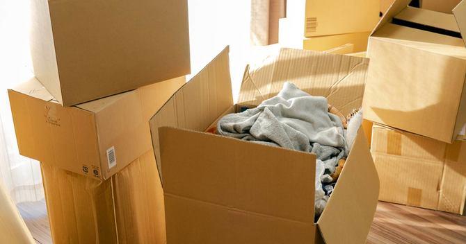 引越しの荷造りの問題点