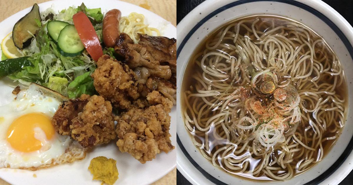 大岡山「メニューが200種類の蕎麦屋」は木曜が狙い目!