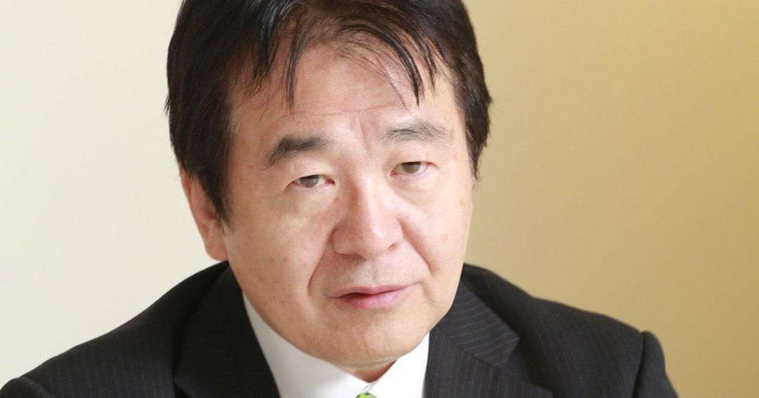 竹中平蔵氏