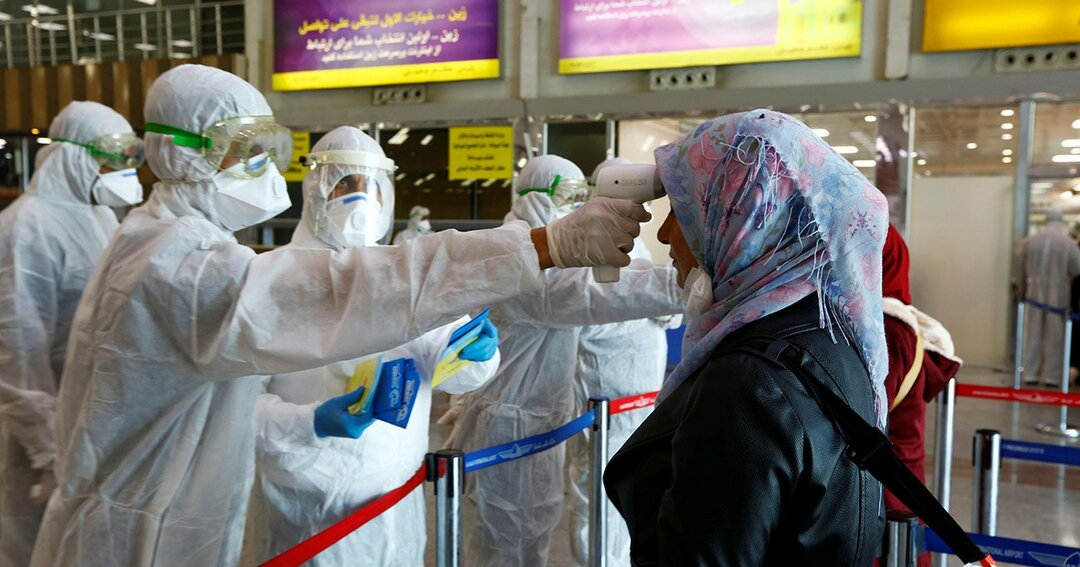 イランのウイルス禍、根底に中国との戦略的提携