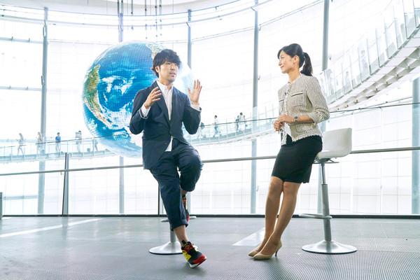 「ワールドビジネスサテライト」が今夜から二夜連続で『理系に学ぶ。』を特集。川村元気さん×大江麻理子キャスターの対談は見逃せない!