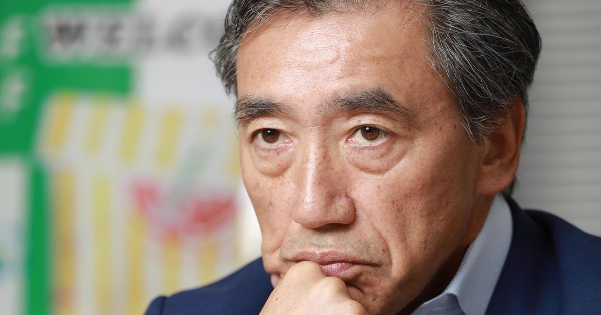 ファミマ澤田社長「加盟店を犠牲にした拡大はやめるべき」