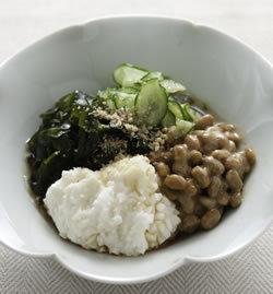 日本の伝統的な食事で<br />前立腺がんを予防