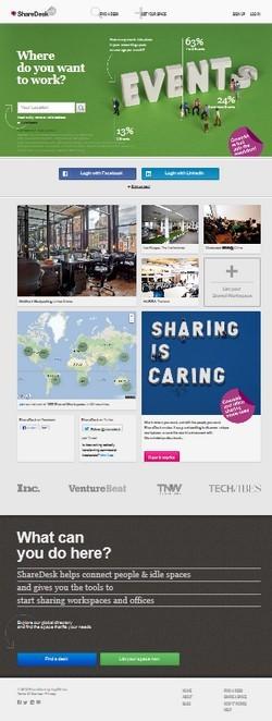 海外旅行時は現地のコワーキングスペースへ<br />「ShareDesk」で世界どこでもオフィスを持てる時代に