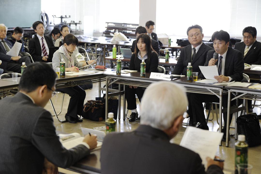 大川小検証委で遺族が初めて意見陳述<br />第2回会合でも見えてこない検証の行く末
