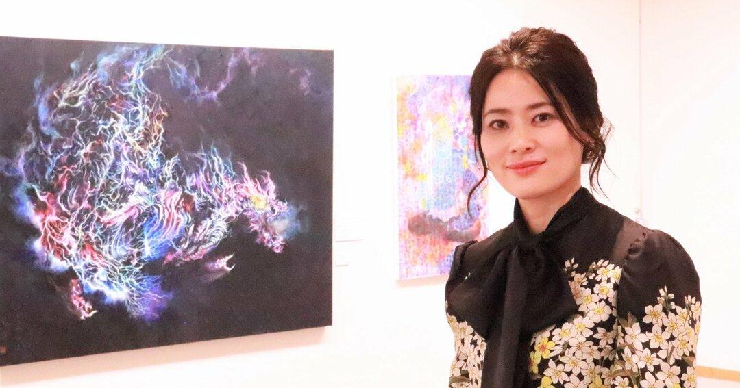 書家・紫舟さんがコロナ禍の今、10年ぶりの巡回展を始めたワケ