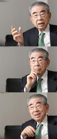 鈴木敏文氏、流通人生・退任劇・将来を語る(上)
