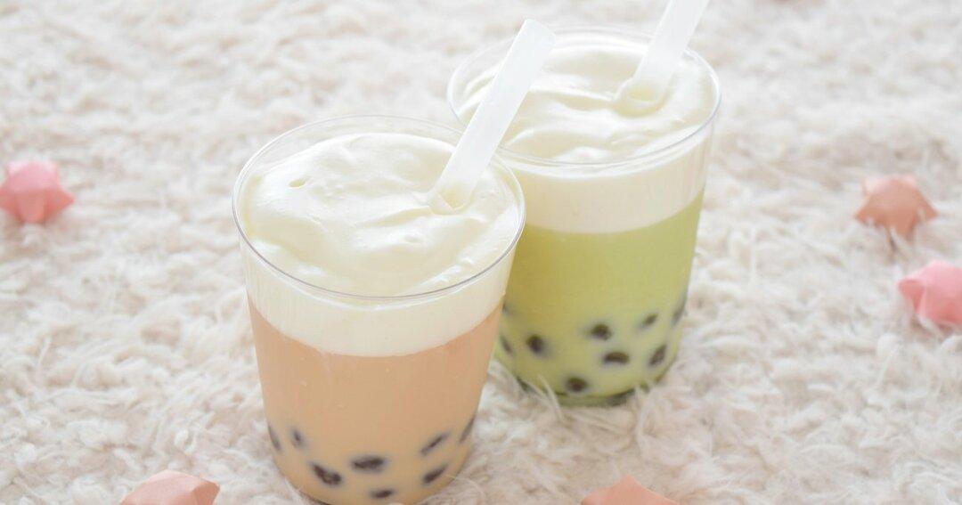 中国ではお茶ドリンクブーム