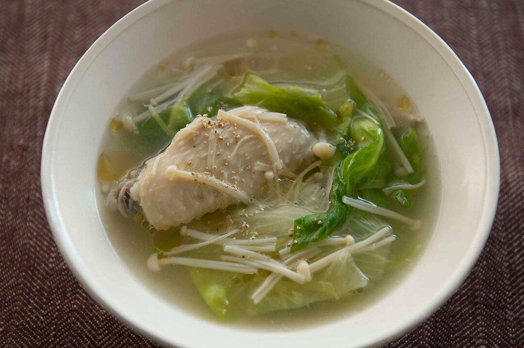 コロナ第3波に立ち向かう!<br />食後血糖値の上昇を抑える<br />おいしい長寿スープとは?