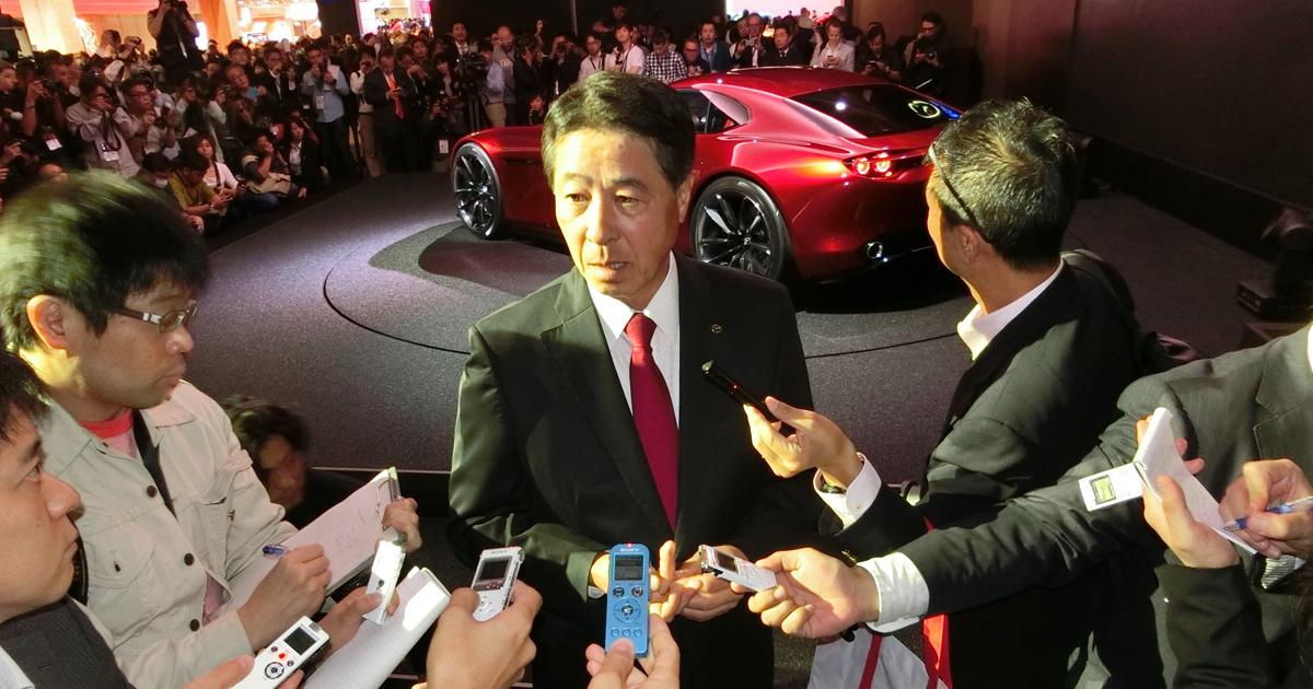 「目玉なし」の東京モーターショーで感じた激変の予感