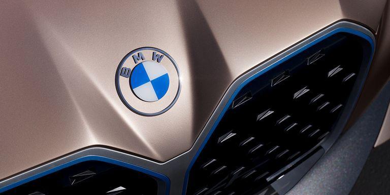 BMWの新しいロゴ