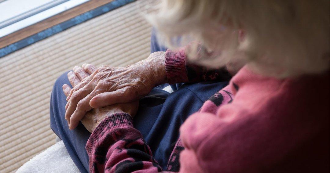 住民の高齢化