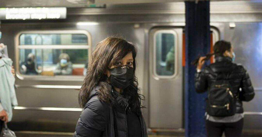 レイボウィッツさん(写真)は以前、昼でも夜でも地下鉄に乗ることを何とも思わなかった(16日撮影)