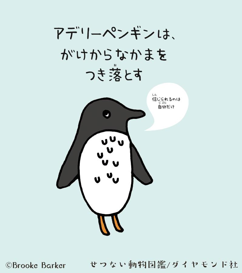 水族館のアイドル「ペンギン」の実は腹黒い一面とは?