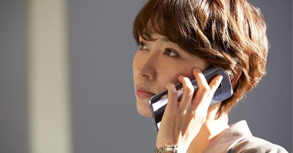 夫の不倫相手は夫の会社の隣のビルに勤めるOL。ある日2人が電話で話し始めると…